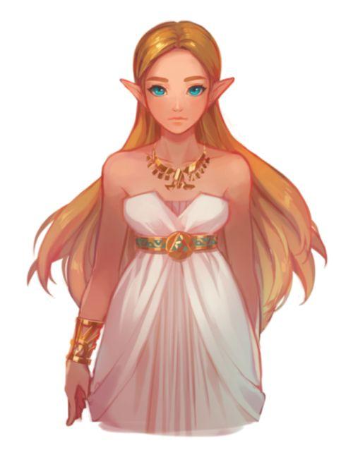 finnichang botw Zelda
