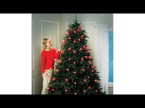 Tree Dazzler Deluxe Christmas Tree Decorations - 8205253 | HSN