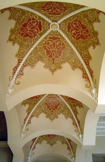 265 best Декоративные потолки images on Pinterest | Mansions, Murals ...