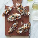 Try the Mushroom and Goat Cheese Bruschetta Recipe on williams-sonoma.com