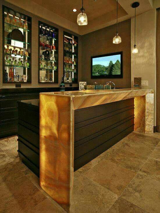 55 Magnificent Basement Bar Ideas For Home Escaping And Having Fun