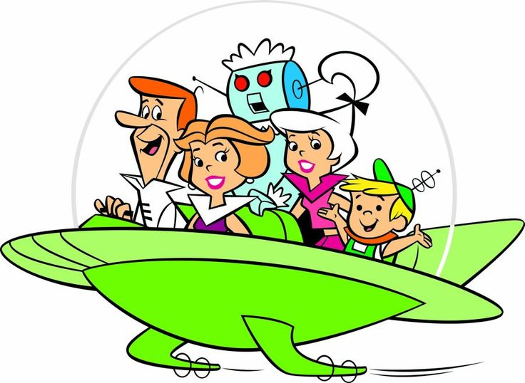 Cartoon Characters Jetsons : Best images about os jetsons on pinterest clip art
