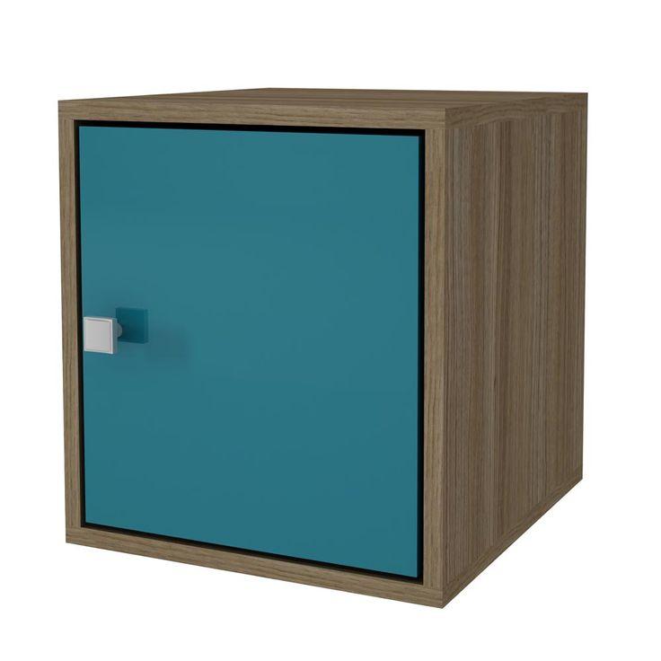 Gostou desta Cubo 1 Porta Bcb 02-138 Carvalho/Aquamarine - Brv Móveis, confira em: https://www.panoramamoveis.com.br/cubo-1-porta-bcb-02-138-carvalho-aquamarine-brv-moveis-7064.html