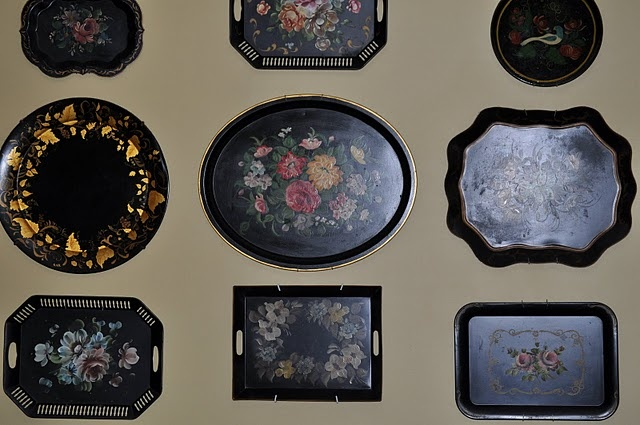 58 Best Tole Trays Images On Pinterest Tole Painting