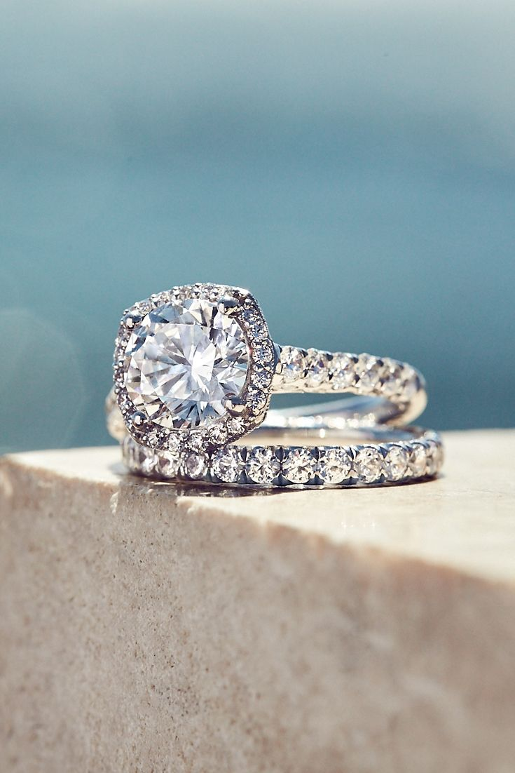 Is this The One? Handcrafted in our California Design Studios, this ring is the perfect way to promise forever. Browse our stunning collections of engagement rings.