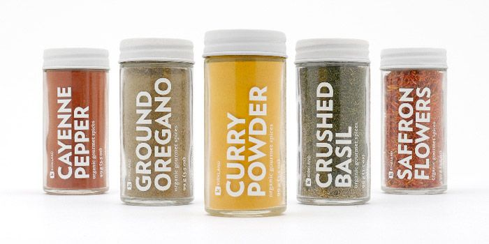 """""""As part of a project for Michael Osborne's class, students at the Academy of Arts were given the task of designing a new of of packaging for Kirkland, Costco, as well as a """"house of brands"""" that would also be part of the Costco family"""""""