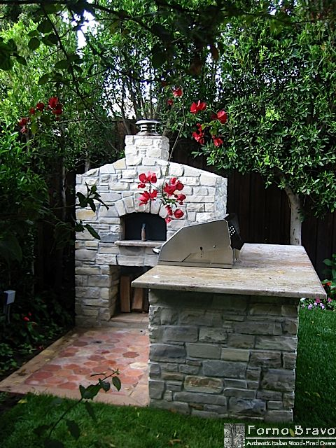 pizza oven - I've decided my dream house needs one