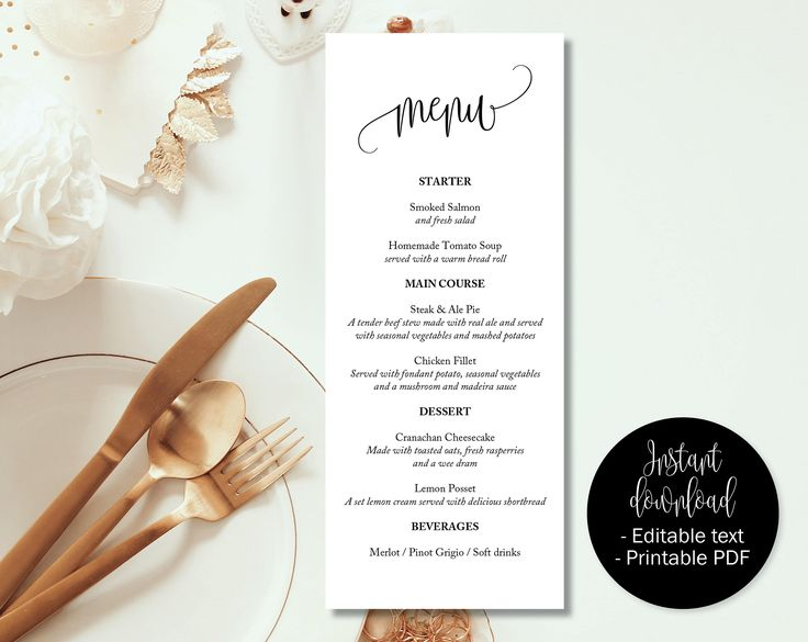 Best 25+ Menu Card Template Ideas On Pinterest Restaurant Menu   Microsoft  Word Restaurant Menu  Microsoft Word Restaurant Menu Template