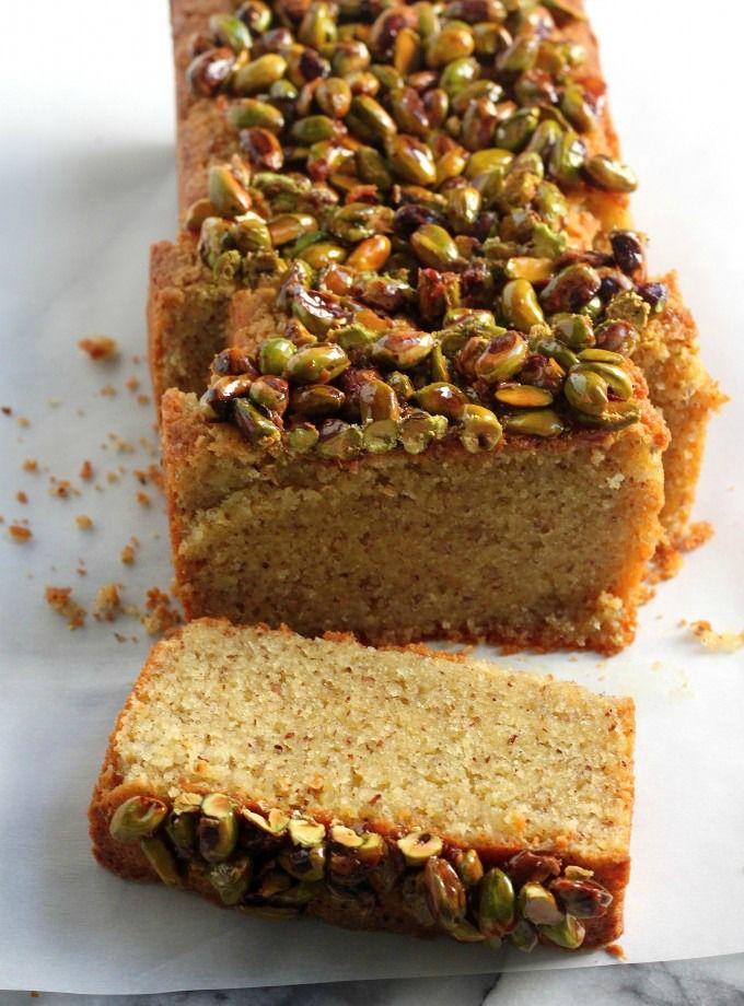 pistachio pound cake pistachio pound cake for breakfast tea coffee ...