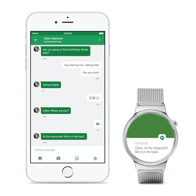 Ever since the original rumors of Apple working on its very own smartwatch started circulating, most people thought that Google's Android Wear would not be making its way to iOS.