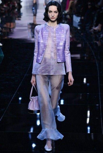 Armani - Vestiti da cerimonia con pantaloni 2016 (Foto 3/40)   My Luxury