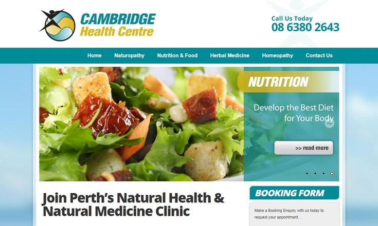 Cambridge Health Centre thewebshop.net.au/   Mobile-Friendly WordPress Web Design Perth Made Easy & Affordable!