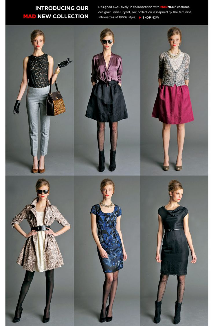 I'd wear pretty much all of these outfits. too bad i dont get a discount for BanRep anymore.