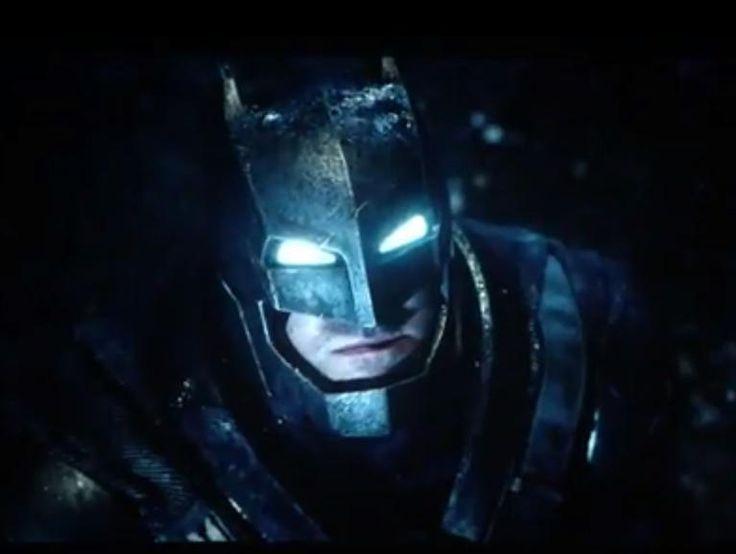 Se filtró el teaser de #BatmanvSuperman Dawn of Justice
