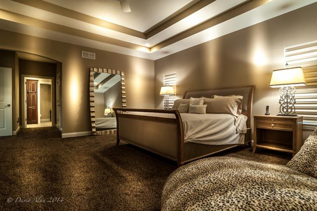 Master Bedroom Built And Designed By Perrino Builders
