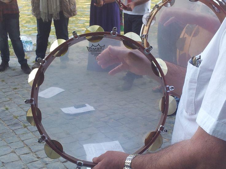 #OHR2015 #OpenHouseRoma #Roma #Tevereterno #PiazzaTevere #Tevere #Percussioni  http://www.dariodorta.org/57-notizie/cultura/257-open-house-roma-2015-per-tornare-a-scoprire-la-capitale