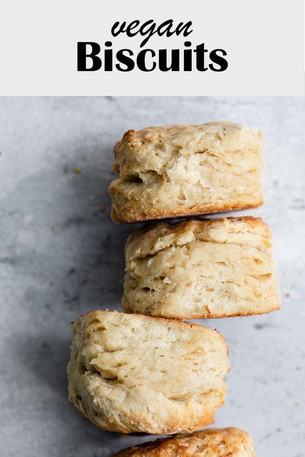 Homemade Vegan Biscuits Recipe In 2020 Vegan Biscuits Vegan Dishes Vegan Biscuits Recipes