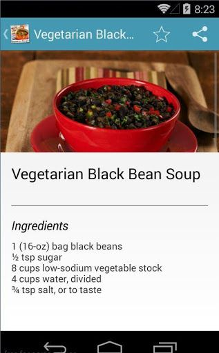 Looking for the best and most delicious vegetarian recipes? YOU'VE FOUND IT!!<p>This incredible Vegetarian Recipes Pro app has all the recipes you will need...and it's FREE FOR LIMITED TIME!<p>No In app purchasing! No internet access needed (works offline too)!<p>NOTE: Due to the large number of recipes, and depending on your phone hardware, this app may require up to a minute to load all recipes the first time it is launched.<p>Vegetarian recipes don't have to be boring. If you're into…
