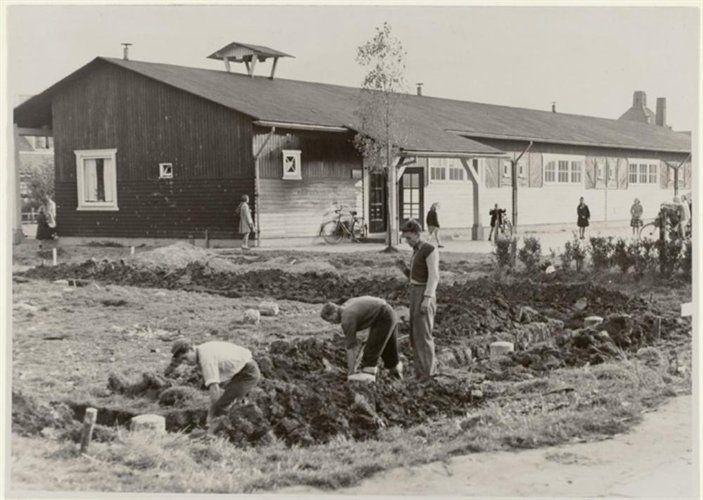 Geschiedenis van Vlaardingen - Burgemeester Pruissingel, de Dr. H. Bavinckschool