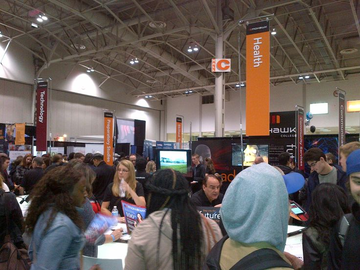 9 Best Ontario College Information Fair OCIF 2013 Images On