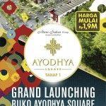 Grand Launching ruko Ayodhya Square Tangerang #rukokotaayodhya #ayodhyasquare