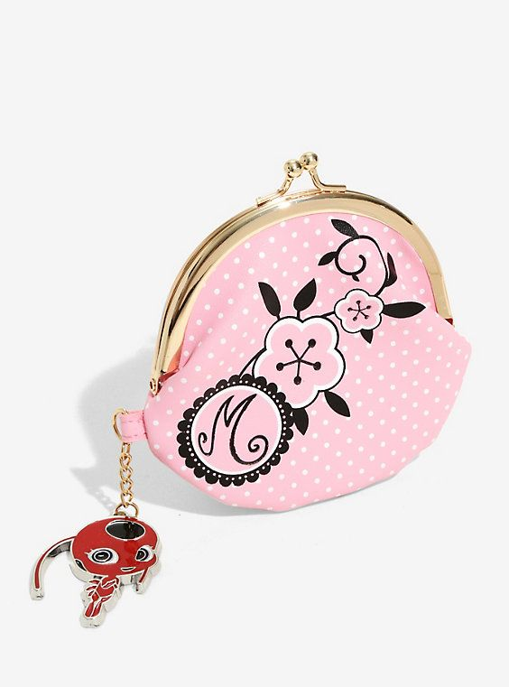 3bc3a4f49e72 Miraculous: Tales Of Ladybug & Cat Noir Ladybug Coin Purse ...