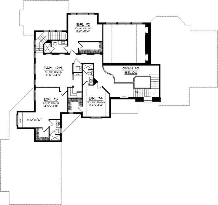 1000 ideas about european house plans on pinterest for House plans and more com home plans