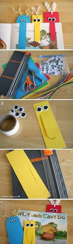 Diy Cute Bookmark | DIY & Crafts Tutorials