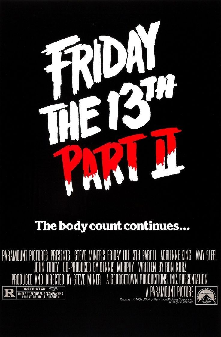Sexta Feira 13 Parte 2 Friday The 13th Part 2 1981