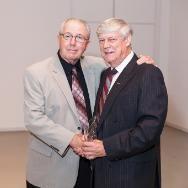 Paul Puma, BComm'67, BEd'68 Alumni Volunteer of the Year Award