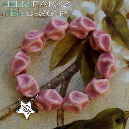 Vaaleanpunaiset rusinat