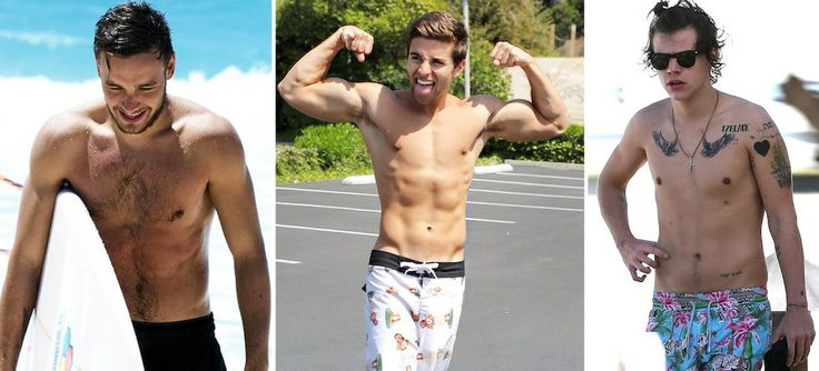 Vote for Your Fave Pick of the Top 10 Hottest Guys of Summer | Twist