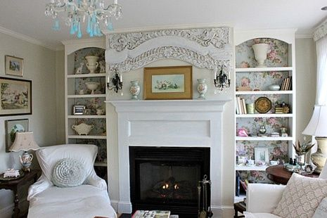 english cottage interiors | English Cottage Decorating | Leaving my romantic summer cottage look ...