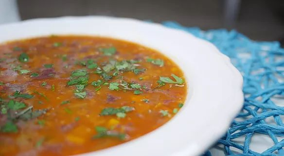 Vegan Style Cooking: yummy healthy recipes & fun videos | Turkish Red Lentil Soup