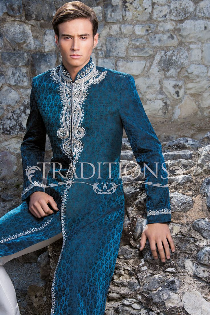 Sherwani, sherwani for men, sherwani uk, Asian clothes, Indian sherwani | Traditions