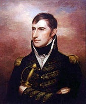 William Henry Harrison (1773-1841) was the first territorial governor for 12 years in Indiana and then elected President in 1840 but died 30 days after his inauguration.