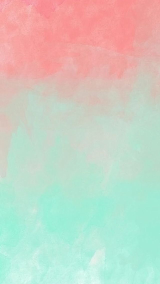 Pastel Grunge Smushed Paint Splatter IPhone Wallpaper Abstract