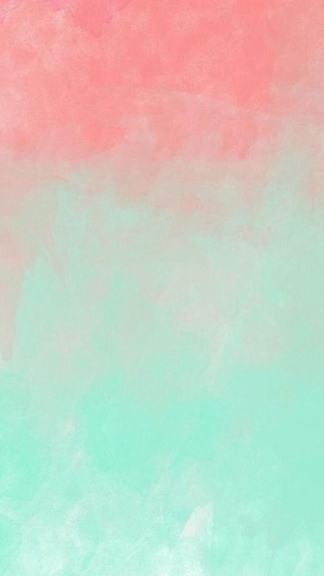 pastel grunge smushed paint splatter iphone 5 wallpaper