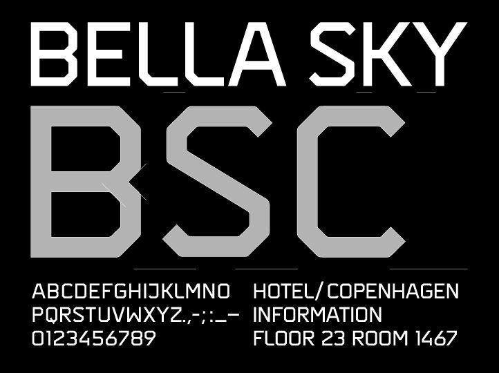 Bella Sky hotel, Copenhagen.