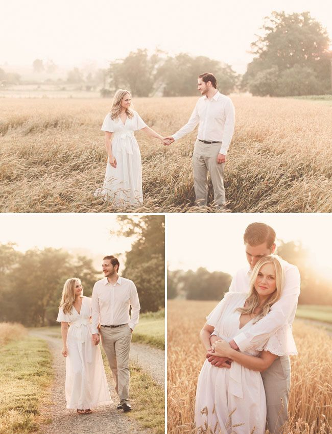 The lighting is beautiful in these pics. early morning engagement. Can also get really pretty pics at sunset. lots of different pics here