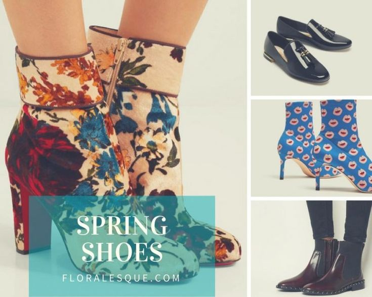 Weekend Shopping Spree – Spring Shoes