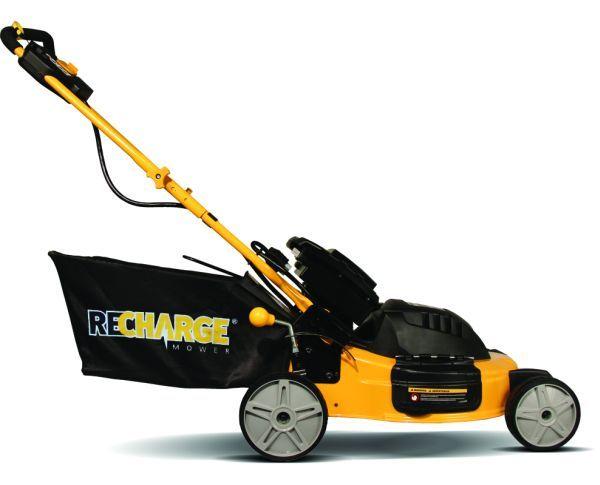 Rechargeable lawn mower - ULTRAPOWER 20