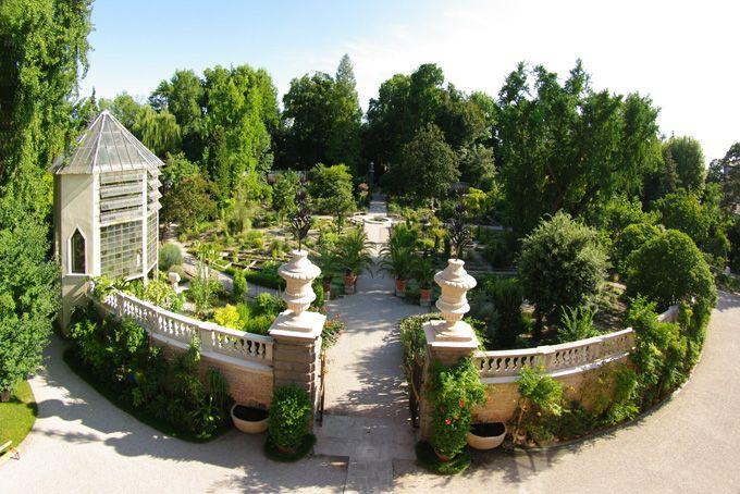Botanical Garden Padua Veneto