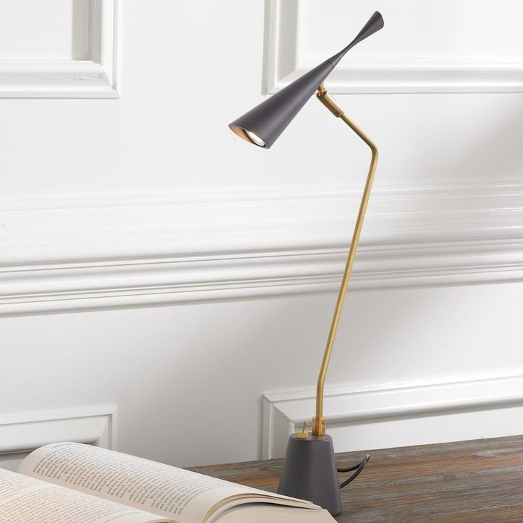Check out led retro mini desk lamp from shades of light