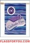 3D Flag - Poolside Fun Garden Flag - 6 left