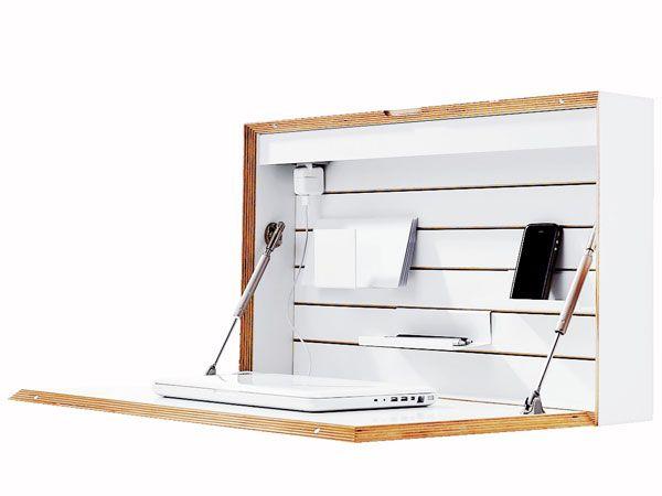 die besten 25 platzsparender schreibtisch ideen auf. Black Bedroom Furniture Sets. Home Design Ideas