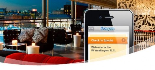 Starwood Hotels Implements a Foursquare Loyalty Program