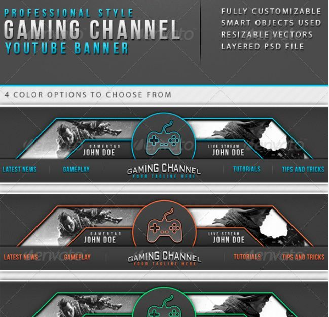 40 Youtube Banner Template Psd For Channel Art Texty Cafe Youtube Banners Youtube Banner Template Banner Template