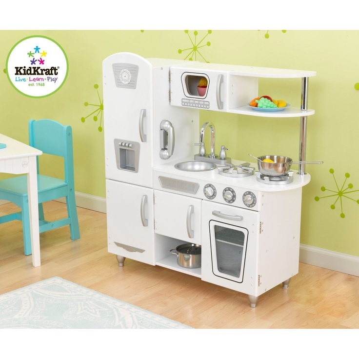Kidkraft White Kitchen Set
