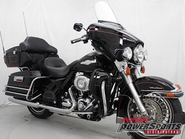 Harley-Davidson : Touring 2009 HARLEY DAVIDSON FLHTCU ELECTRA GLIDE ULTRA CLASSIC W/WARRANTY